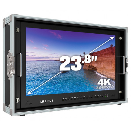Monitor Lilliput BM230-4K 23,8\""