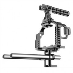 8SINN A7SII CAGE+HANDLE PRO+ROD SUPPORT