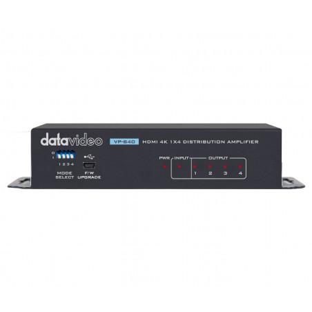 DataVideo VP-840 4K 1x4 HDMI