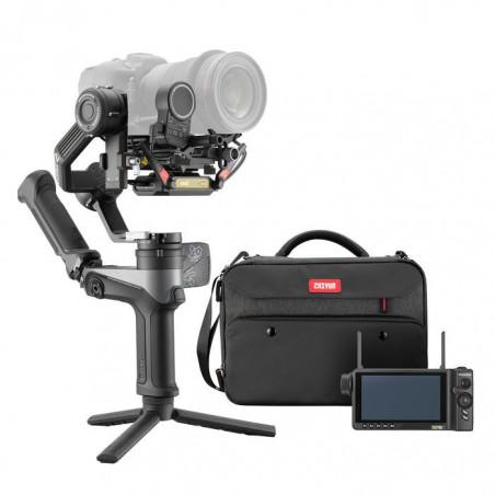 Zhiyun Weebill 2 Pro Plus Kit zestaw z nadajnikiem, Servo, uchwytem Sling Grip, MasterEye i torbą transportową