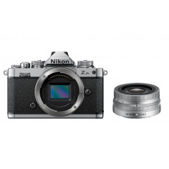 Nikon Z fc + Nikkor 16-50mm f/3.5-6.3 VR