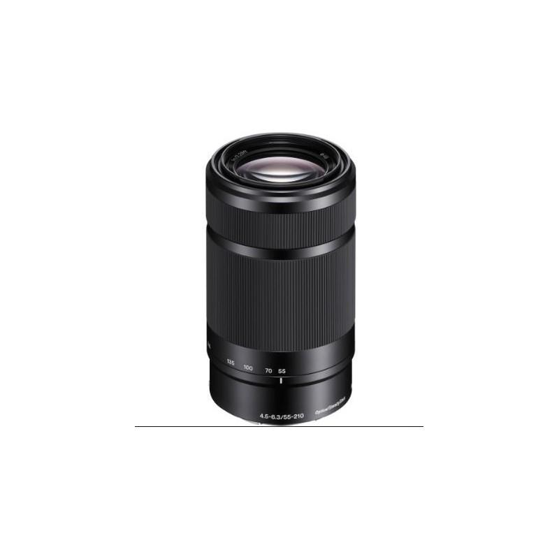 Obiektyw Sony SEL 55-210 czarny