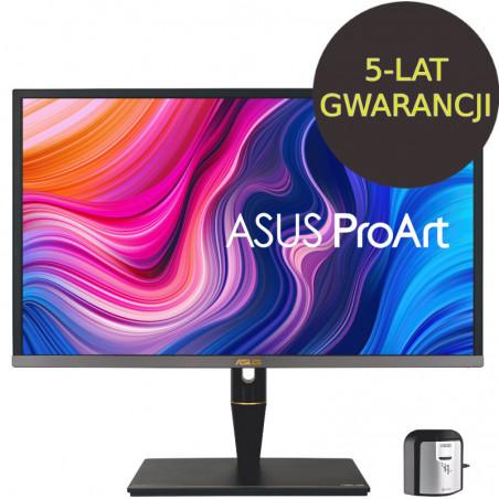 ASUS ProArt PA32UCG-K 32″ 4K UHD MiniLed IPS/5ms/120Hz/HDR-10/Thunderbolt 3 (90LM03H0-B05370) + 5 lat Gwarancji Premium