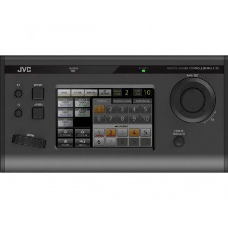 JVC RM-LP100 Pilot zdalnego sterowania do kamer PTZ i IP