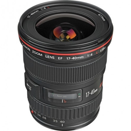 Obiektyw Canon EF 17-40mm f/4L USM