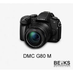 Aparat Panasonic DMC G80M z 12-60mm + 64GB LEXAR PROFESSIONAL 677X SDXC UHS-I U3 (V30) R100/W90 za 1zł