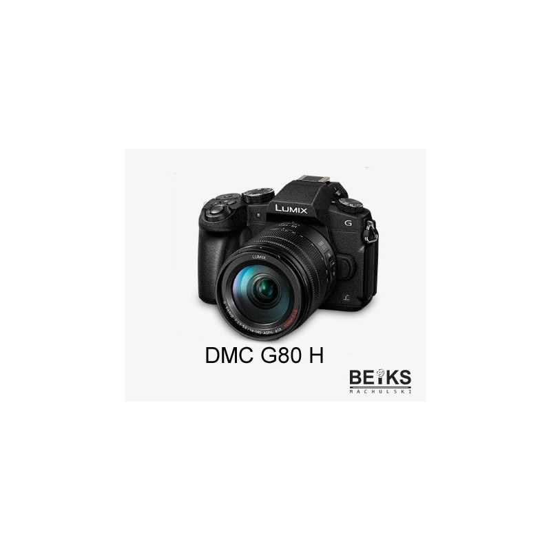 Aparat Panasonic DMC G80H z 14-140