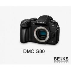Aparat Panasonic DMC-G80 EG-K (body) + 64GB LEXAR PROFESSIONAL 677X SDXC UHS-I U3 (V30) R100/W90 za 1zł
