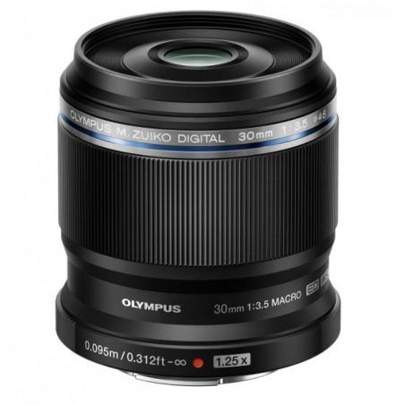 Obiektyw Olympus M.ZUIKO ED 30mm 1:3.5 Macro