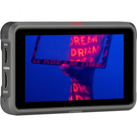 Atomos Ninja V+ 8K PRO KIT rekoreder wideo 8K RAW HDR IPS 5'' HDMI AtomX SDI H.256 + akcesoria  (ATOMNJVPL2)