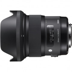 Sigma A 24mm f/1.4 DG HSM L-mount