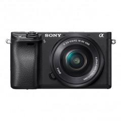 Aparat Sony ILCE A6300LB 16-50 F/3,5-5,6 + Cashback
