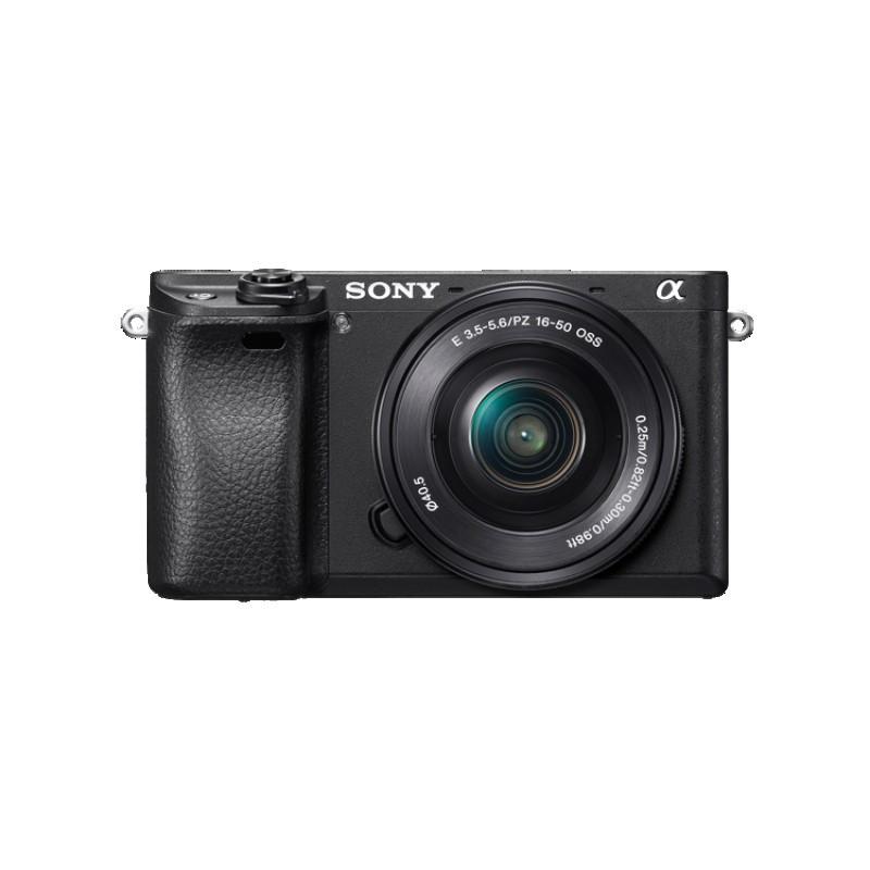 Aparat Sony ILCE A6300LB 16-50 F/3,5-5,6