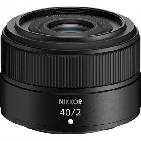 Nikon Nikkor Z 40mm f/2.0