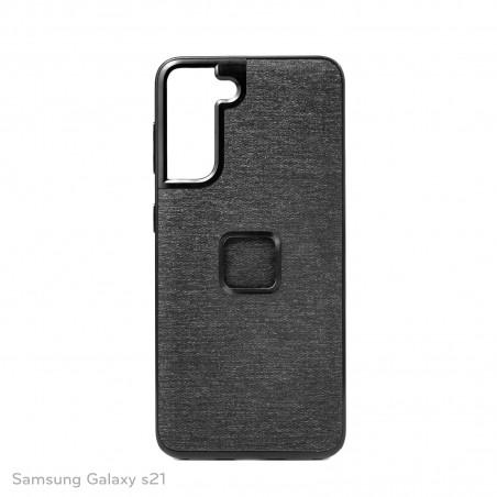 Peak Design Mobile Etui Everyday Case Fabric Samsung Galaxy S21 - Grafitowe