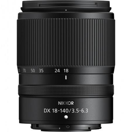 Nikon NIKKOR Z DX 18-140mm f/3.5-6.3 VR
