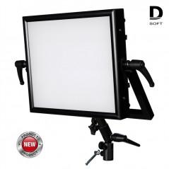 Akurat D4 -dyfuzyjny panel LED studio kit