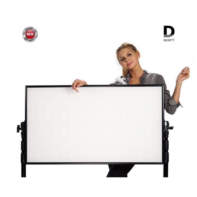 Akurat D32 -dyfuzyjny panel studio kit DMX