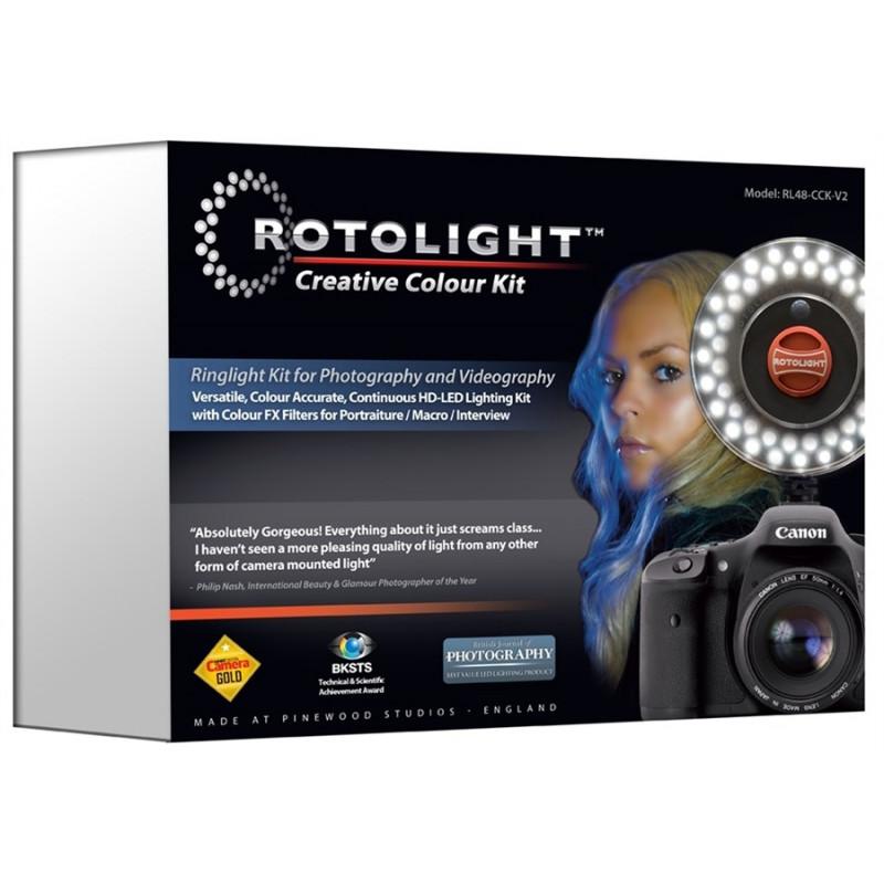 Rotolight Creative Colour Kit V2