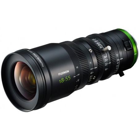 Obiektyw FUJINON MK18-55mm T2.9