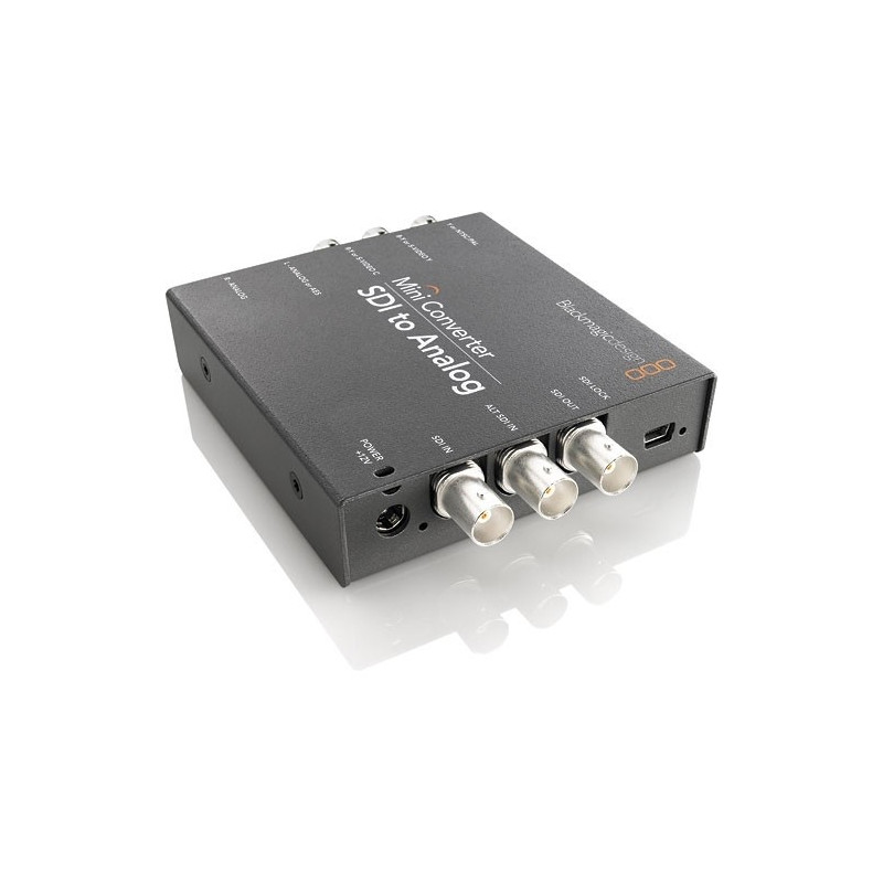 Blackmagic Mini Converter-SDI to Analog
