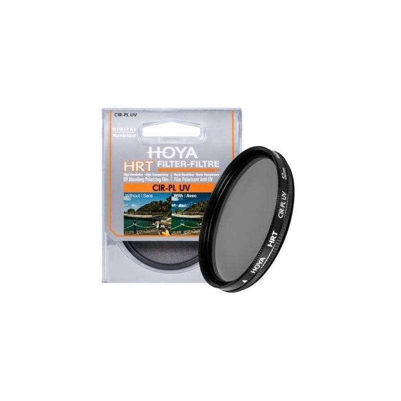 Filtr Hoya HRT CIR-PL UV 62mm