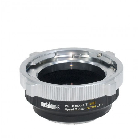 Metabones PL to Sony E-mount T CINE Speed Booster ULTRA 0.71x
