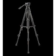 Statyw Libec TH-X - zestaw statyw + głowica + pokrowiec
