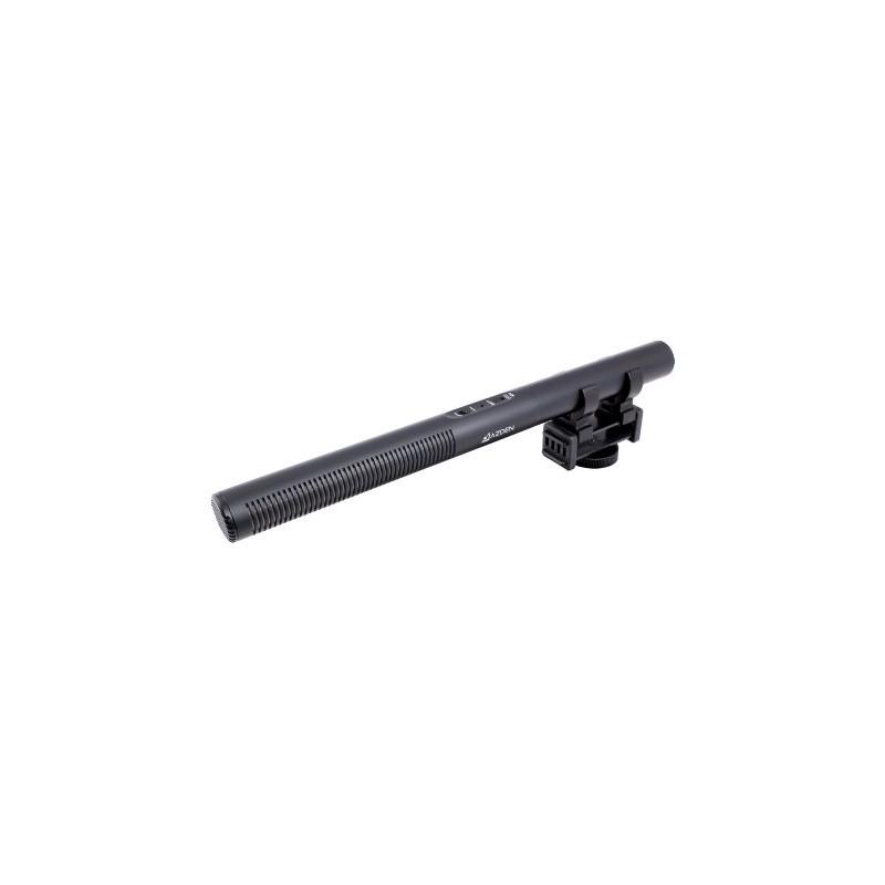 AZDEN PRO XLR OUT SHOTGUN MICROPHONE SGM-250