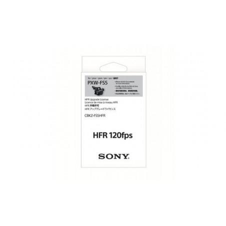 CBKZ-FS5HFR Licencja rozszerzająca do kamery PXW-FS5