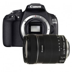Aparat Canon EOS 1200D BODY + 18-135MM F3.5-5.6 IS STM