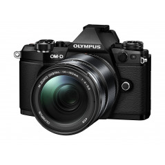 Aparat Olympus OM-D E-M5 Mark II + Zuiko 14-150 czarny + Cashback