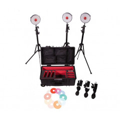Rotolight NEO 2 – 3 LIGHT KIT
