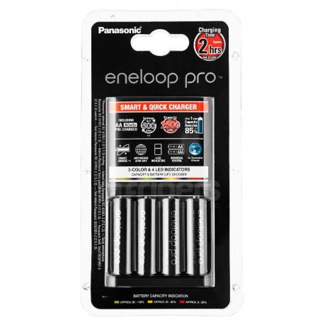 Ładowarka Panasonic Eneloop BQ-CC55