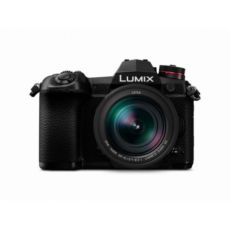 Aparat Panasonic Lumix DC-G9L zestaw z obiektywem Leica 12-60 f/2,8-4,0