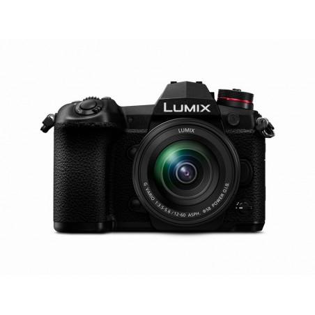 Aparat Panasonic Lumix DC-G9M z obiektywem Lumix 12-60 f/3,5-5,6