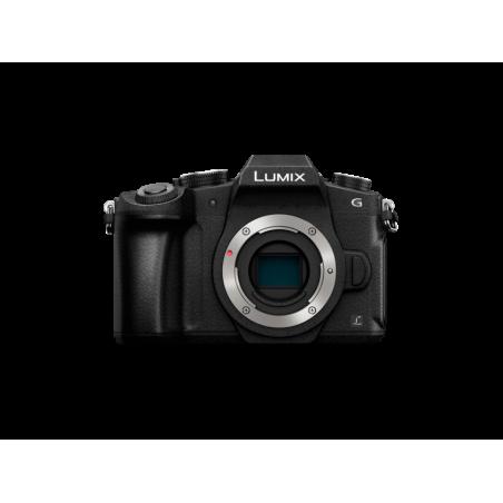 Aparat Panasonic DMC-G80 EG-K (body) + 64GB LEXAR PROFESSIONAL 667X SDXC UHS-I U3 (V30) R100/W90 ZA 1ZŁ