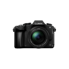 Aparat Panasonic DMC G80M z 12-60mm + CashBack 200 zł + 64GB LEXAR PROFESSIONAL 667X SDXC UHS-I U3 (V30) R100/W90 ZA 1ZŁ