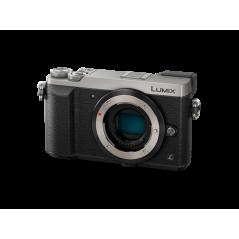 Aparat Panasonic DMC-GX80EG-S body (srebrno-czarny)