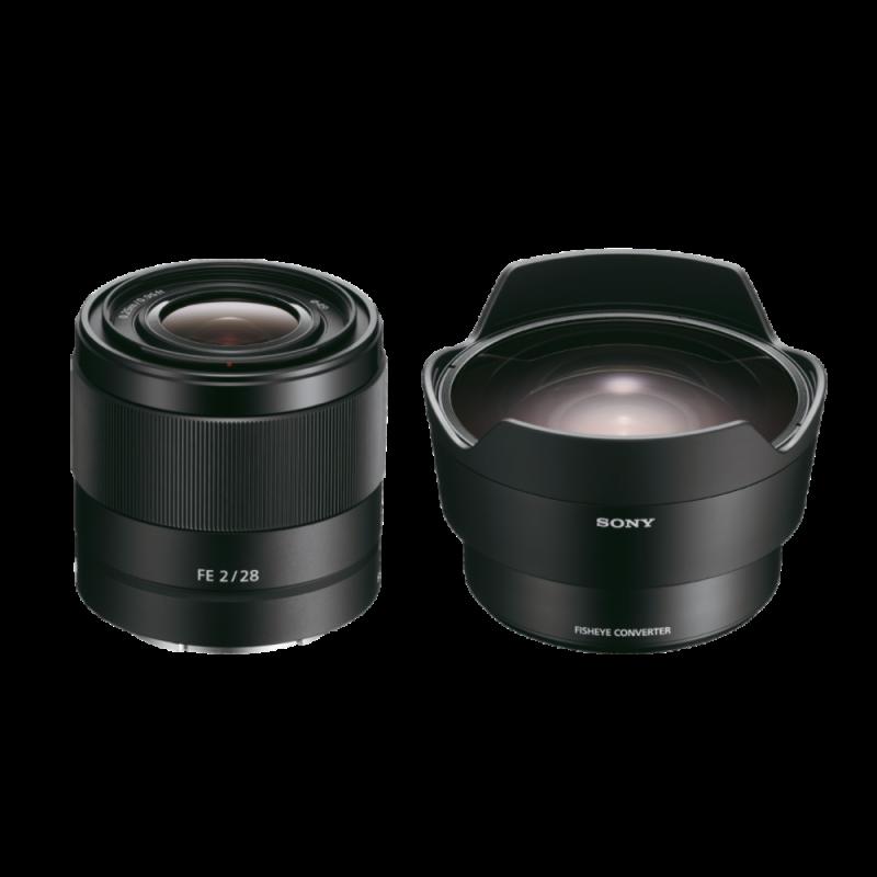 Obiektyw Sony SEL28F20FEC