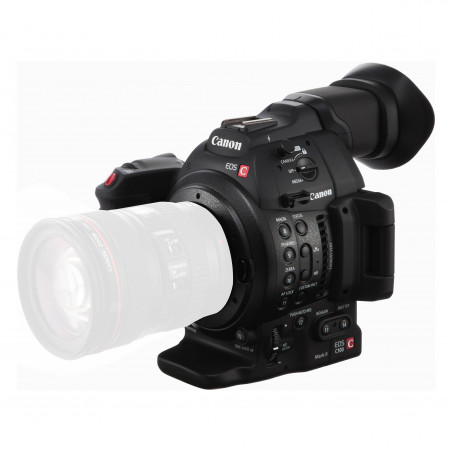Kamera Canon EOS C100 Mark II + Canon BP-975