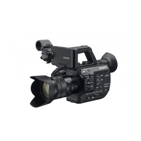 Kamera Sony PXW-FS5M2K (zestaw z obiektywem 18-105mm) + Cashback: 1730 zł