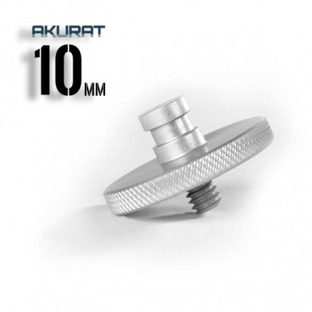 10mm – gwint 1/4-20 Adapter do zamocowania do kamery z dużym