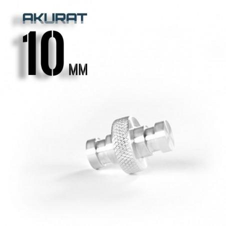 System mocowania akcesoriów Akurat 10mm łącznik m