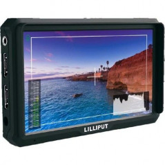"LILLIPUT A5 5\"" monitor 4K HDMI input & loop output"