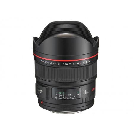 Canon EF 14mm f/2.8L II USM Cashback + 1075 zł przy zakupie z aparatem!