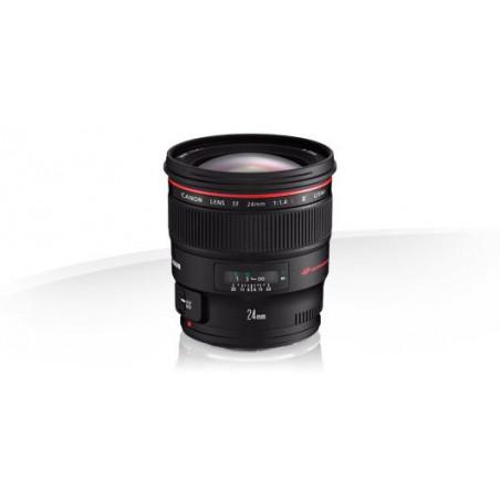 Canon EF 24mm f/1.4L II USM + Cashback 860 zł przy zakupie z aparatem