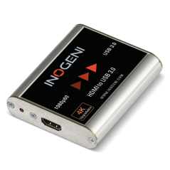 Inogeni 4k HDMI na USB 3.0 Konwenter
