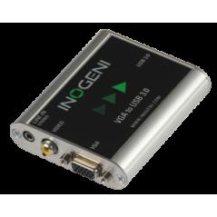 Inogeni VGA/CVBS na USB 3.0 Konwenter