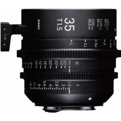 Sigma 35mm T1.5 FF High-Speed Prime + Pendrive LEXAR 32GB WRC za 1zł